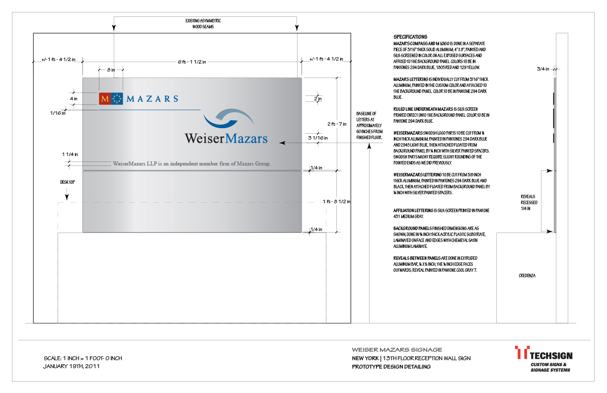 weisermazars shop drawing